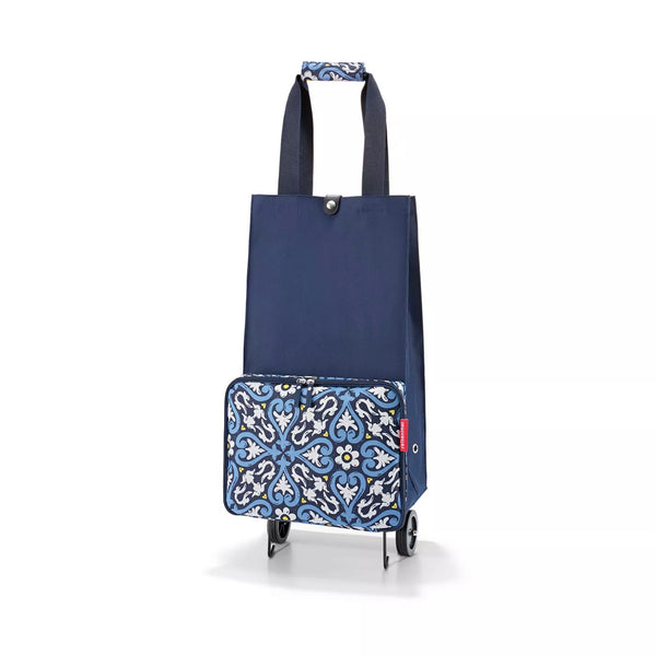 Foldable Trolley Floral 1