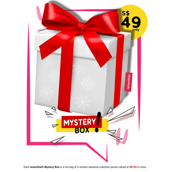 Reisenthel® Red Mystery Box