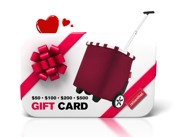 Reisenthel® Gift Cards