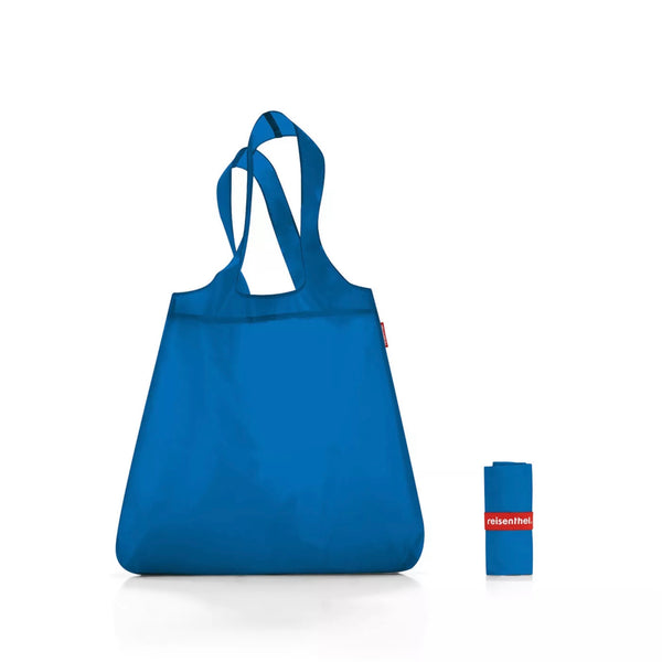 Mini Maxi Shopper French Blue