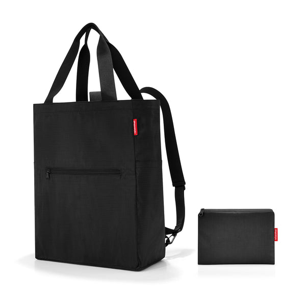 Mini Maxi 2-in-1 Black