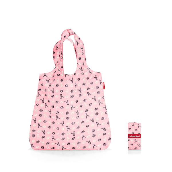 Mini Maxi Shopper Bavaria Rose