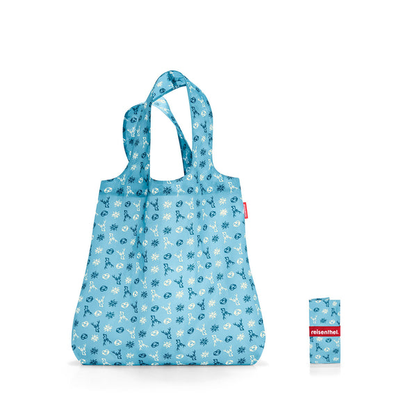 Mini Maxi Shopper Bavaria Denim