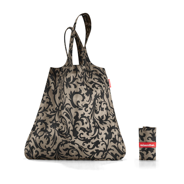 Mini Maxi Shopper Baroque Taupe