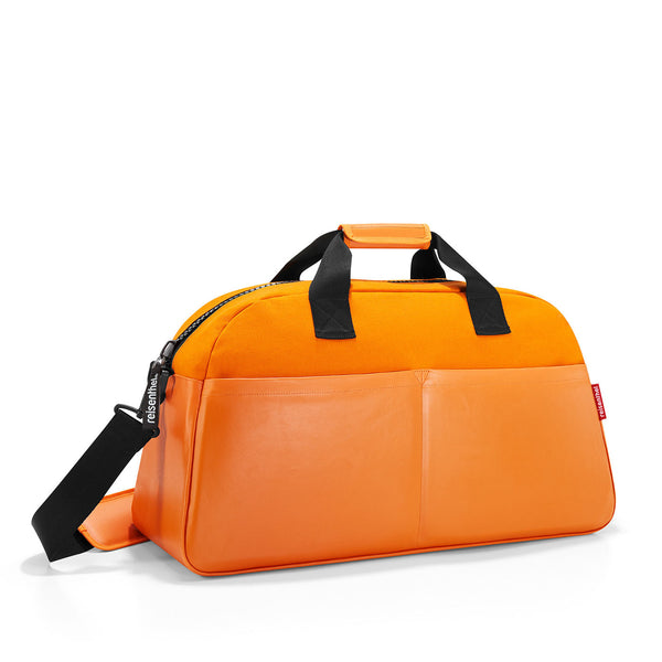 Overnighter Canvas Orange