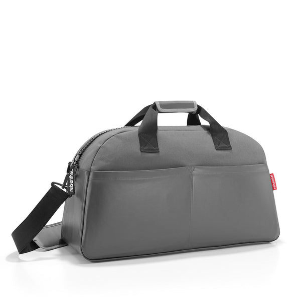 Overnighter Canvas Grey