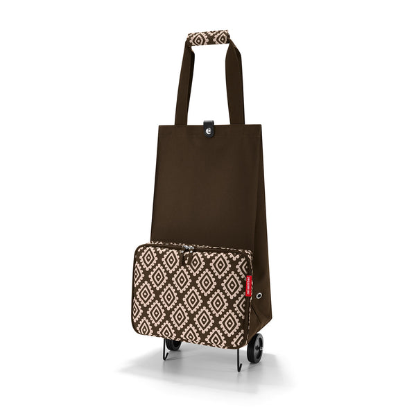 Foldable Trolley Diamond Mocha