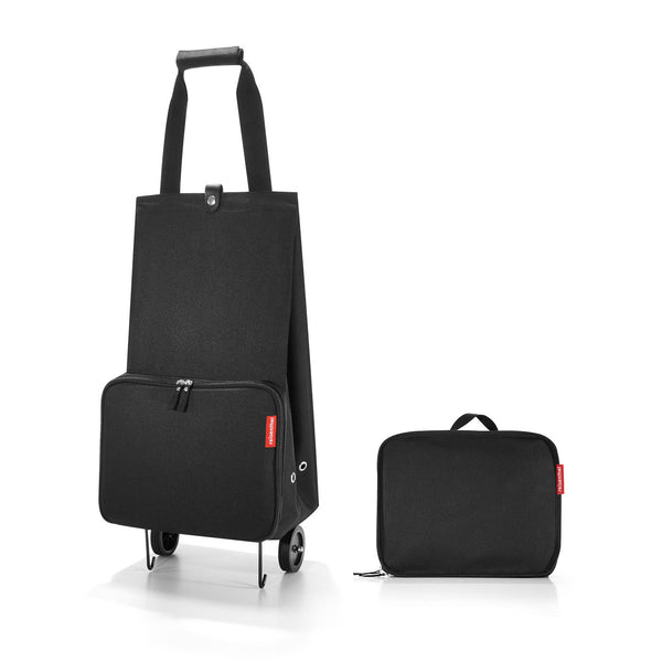 Foldable Trolley Black
