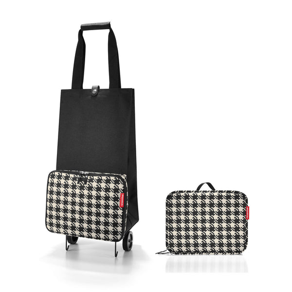 Foldable Trolley Fifties Black