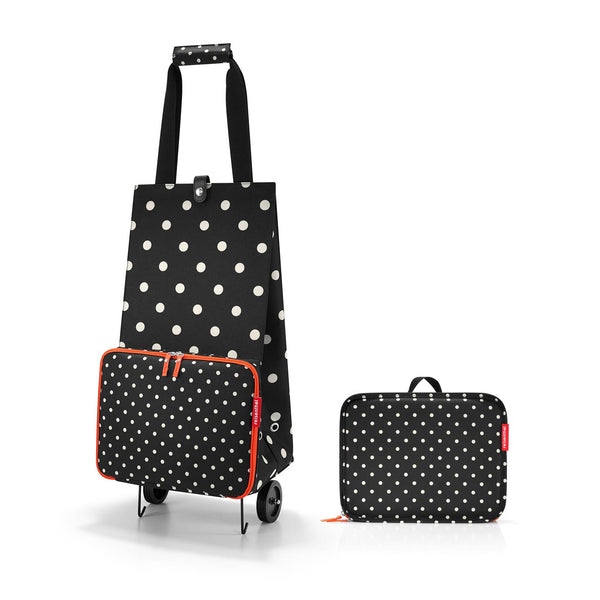Foldable Trolley Mixed Dots