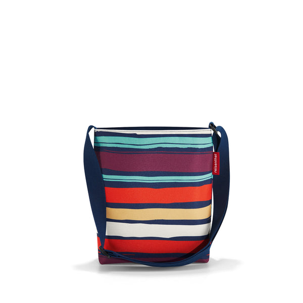 Shoulderbag S Artist Stripes