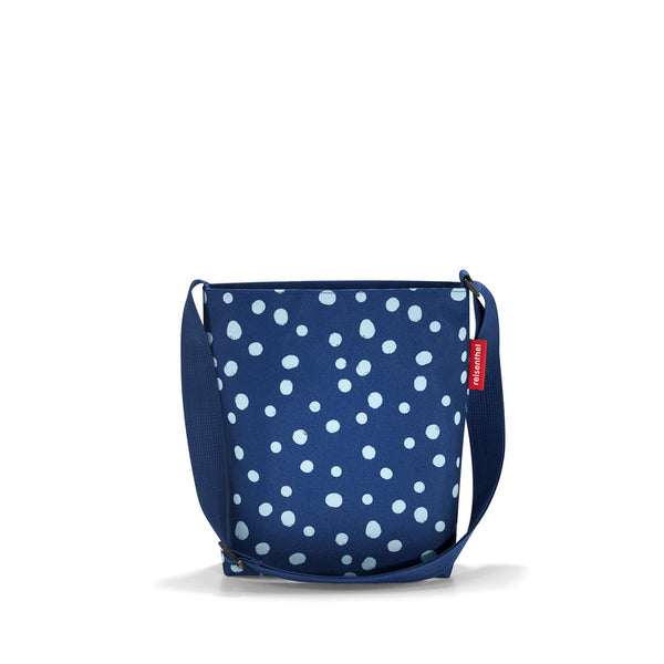 Shoulderbag S Spots Navy