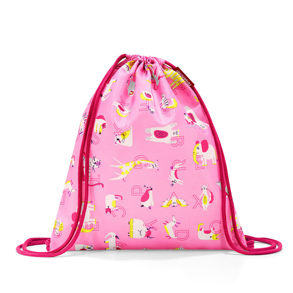 MySac Kids ABC Friends Pink