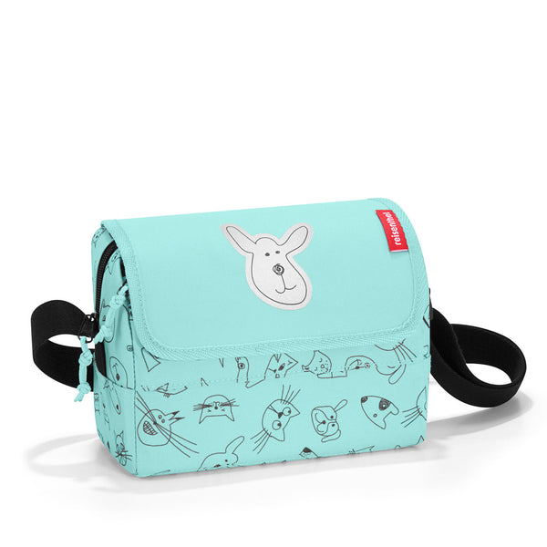 Everyday Bag Kids Cats & Dogs Mint