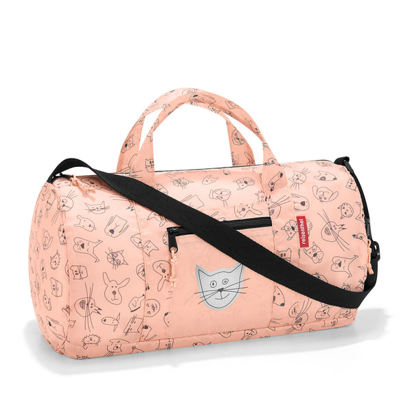 Mini Maxi Dufflebag S Kids Cats & Dogs Rose