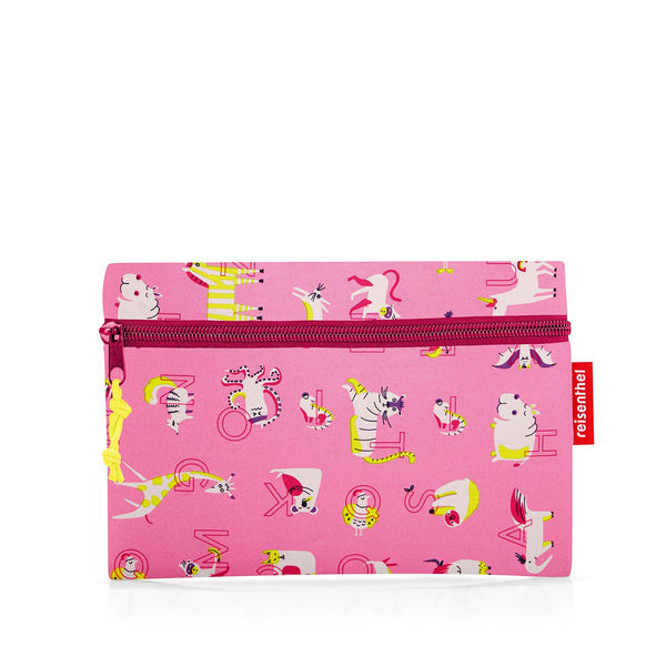 Mini Maxi Dufflebag S Kids ABC Friends Pink