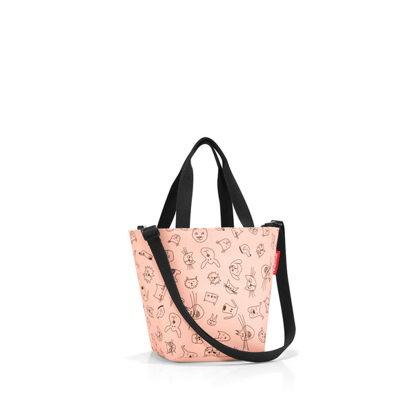 Shopper XS Kids Cats & Dogs Rose
