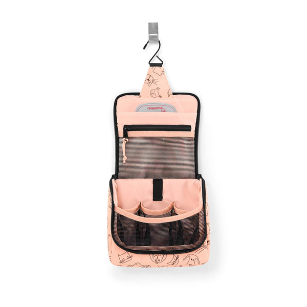 Toiletbag S Kids Cats & Dogs Rose