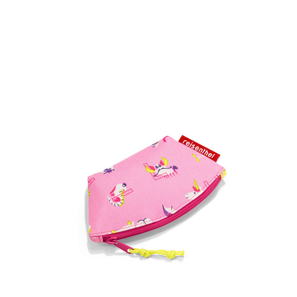 Coinpurse Kids ABC Friends Pink