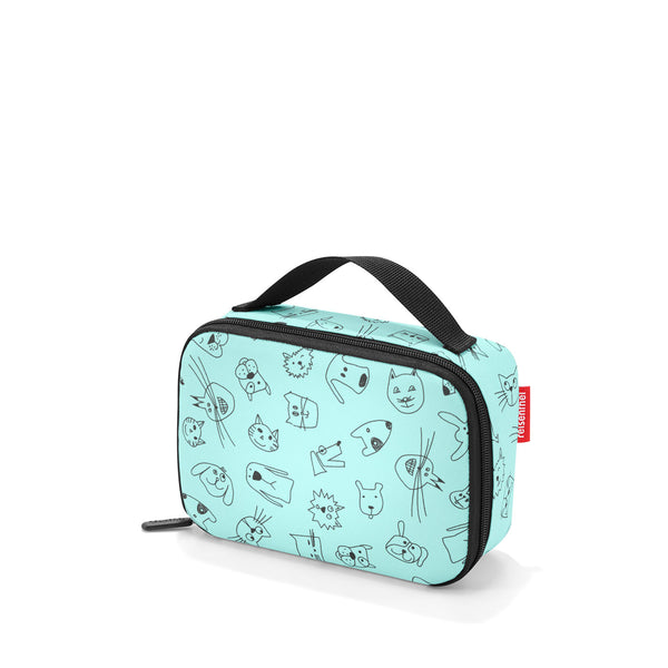 Thermocase Kids Cats & Dogs Mint