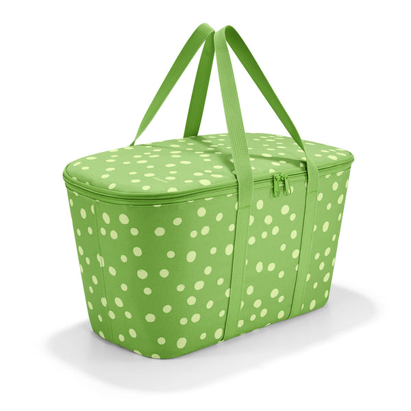 Coolerbag Spots Green