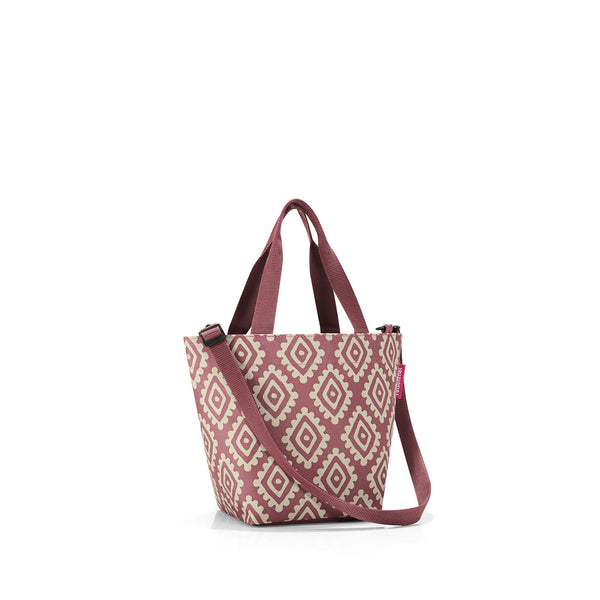 Shopper XS Diamonds Rouge