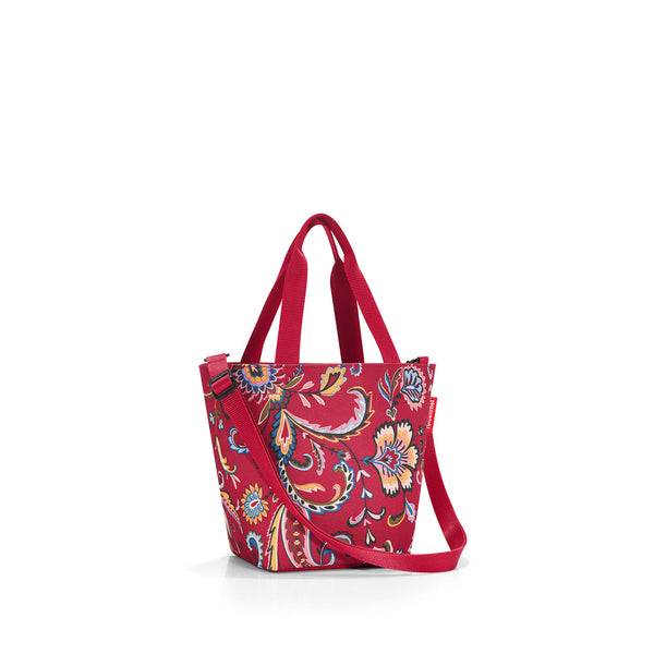 Shopper XS Paisley Ruby