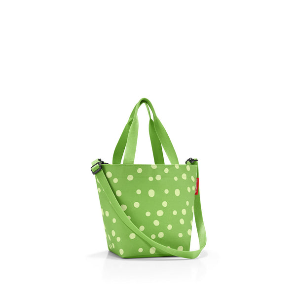 Shopper XS Spots Green