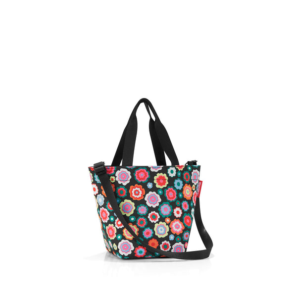 Shopper XS Happy Flowers