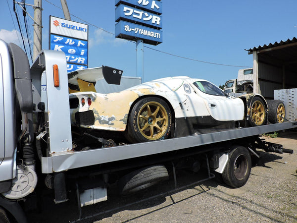 american racing wheels, GT300 racing, japan car partss, quickstyle motorsports