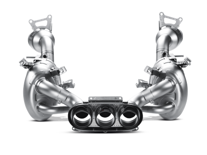 MTP-FE458H, AKRAPOVIC EXHAUST, QUICKSTYLE MOTORSPORTS