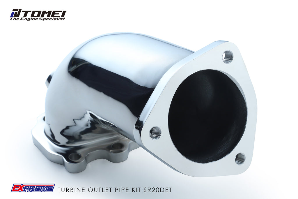 Tomei Extreme Turbine Outlet Pipe SR20DET (R)PS13/S14/S15