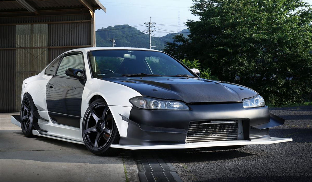 KS International NISSAN S15 SILVIA (70mmWIDE) STREET SPEC