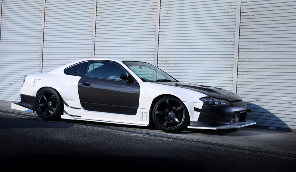 s15 wide body kit