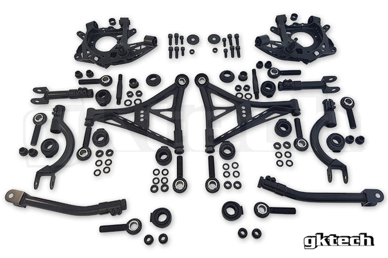 GKTECH Nissan S/R chassis rear suspension package