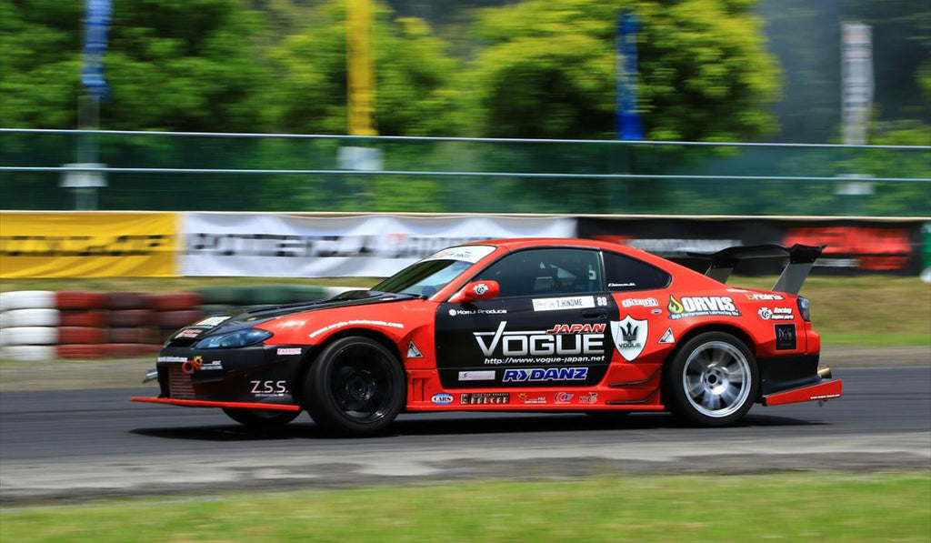KS International NISSAN S15 SILVIA (80mmWIDE) CIRCUIT SPEC