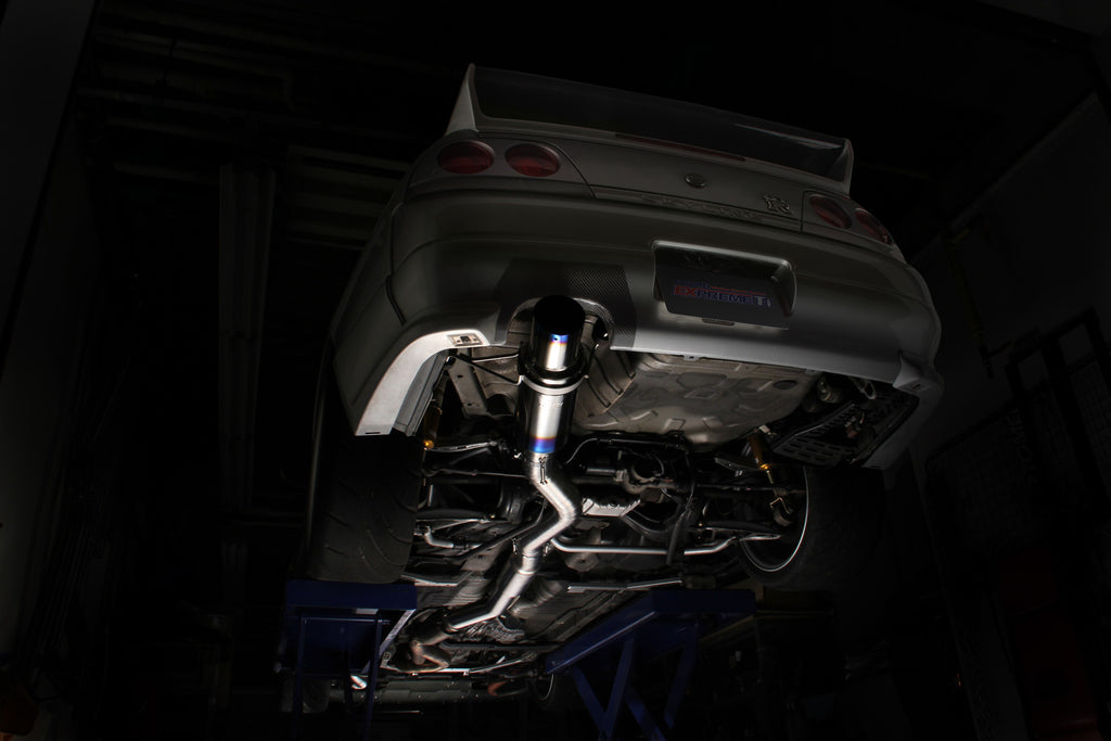 TOMEI EXPREME Ti EXHAUST SYSTEM GTR R32, R33, R34 - Quickstyle Motorsports