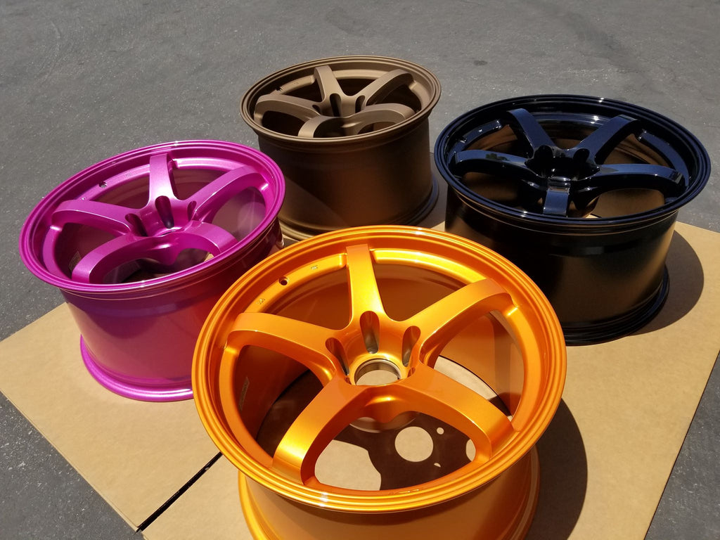DIGICAM orange wheels, 5x114 wheels, racing wheels, drift wheels, quickstyle motorsports
