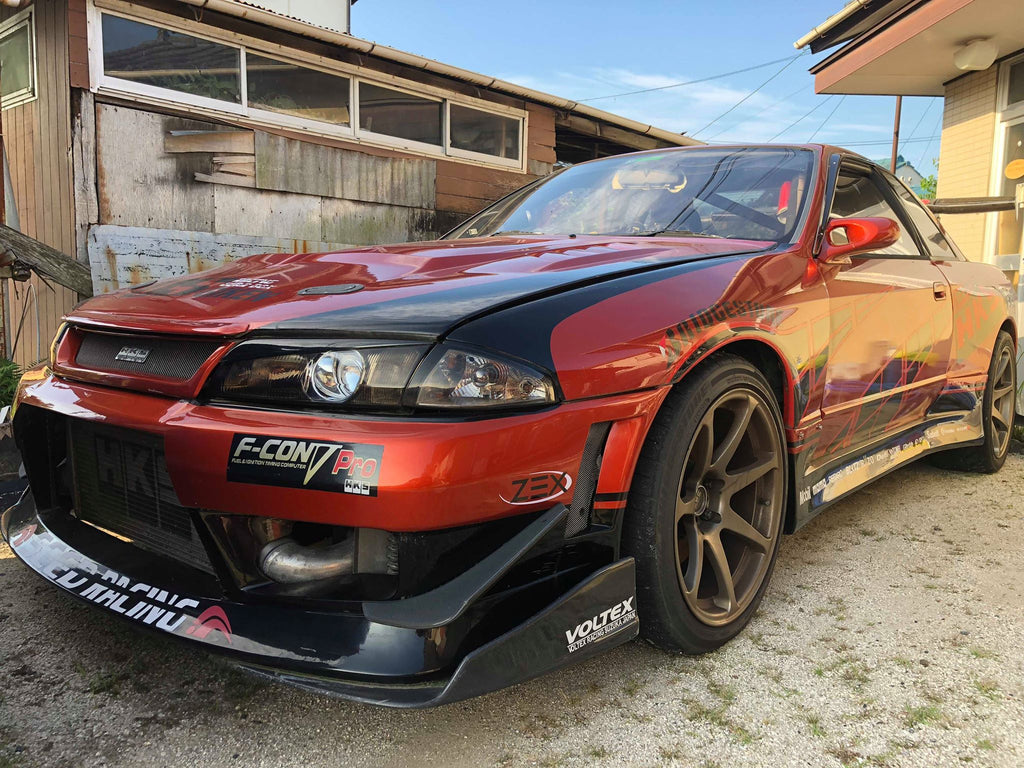 Nissan Skyline R32 Rb27 Modified For Sale Quickstyle