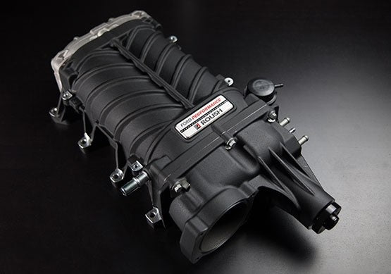 Roush Supercharger Kit - Phase 2 2018-2020 ROUSH Mustang