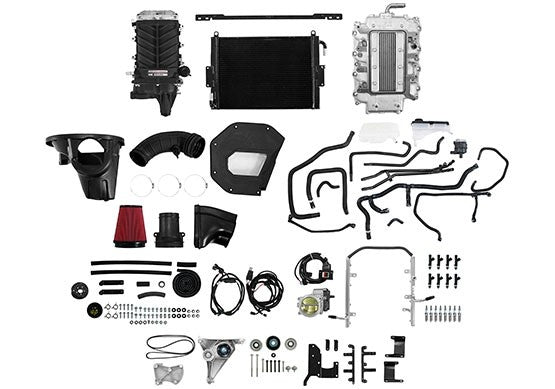 2018 mustang supercharger kit