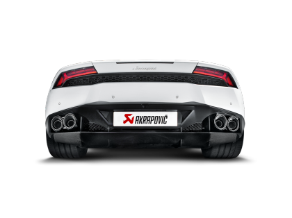 Akrapovic 16-16 Lamborghini Huracan LP 580-2 Coupe EXHAUST
