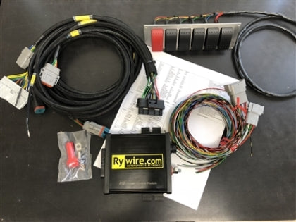 Rywire P12 PDM Universal Chassis Harness Kit