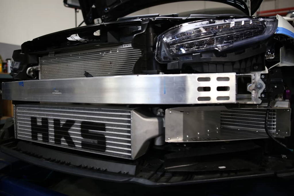 HKS IntercooleR kit for FK8 Civic Type-R