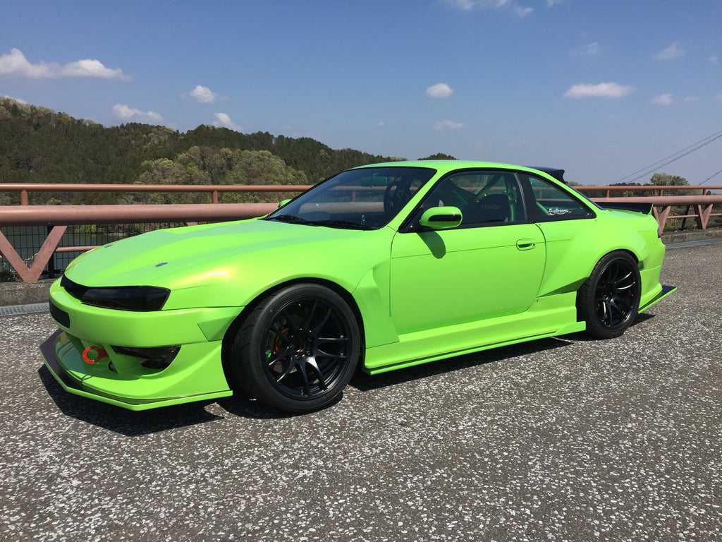 NISSAN S14 SILVIA KOUKI BODY KIT