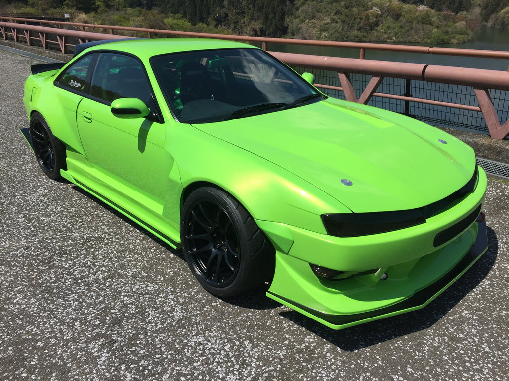 KS International NISSAN S14 SILVIA KOUKI BODY KIT