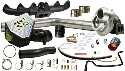 BD Diesel S474 Turbo Kit - 2007.5-2009 Dodge 6.7L Cummins - Quickstyle Motorsports