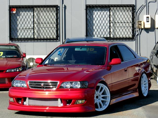 Toyota Chaser Tourer V EXEDY Clutch WORK 19 inch 5 speed MT