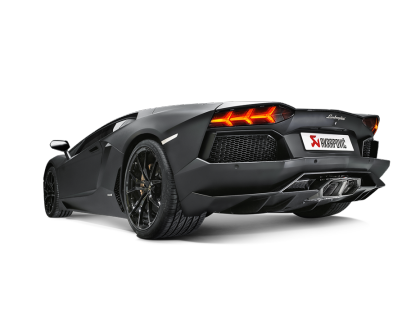 EXHAUST FOR AVENTADOR LP 700-4