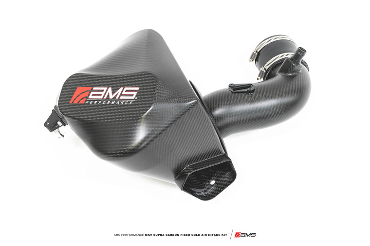 AMS Performance MKV Supra Carbon Fiber Air Intake
